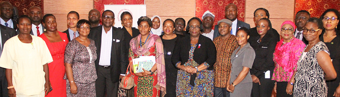 Members and Staff of NiBUCAA at 2014 Round Table Meeting
