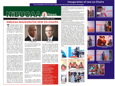 NiBUCAA Newsletter